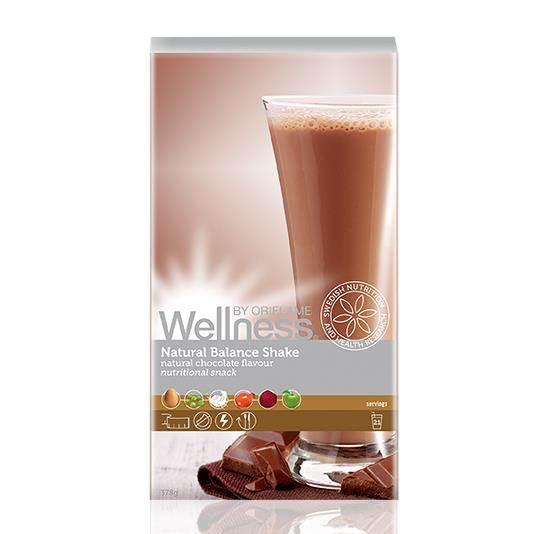 Φυσικό Ρόφημα με γεύση Σοκολάτα Natural Balance Shake