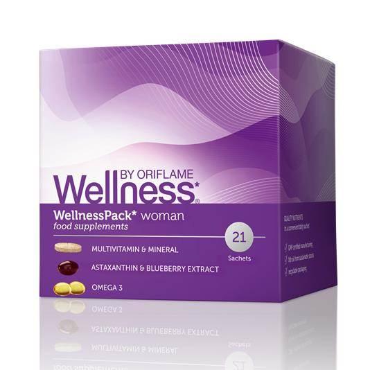 Wellness Pack για Γυναίκες
