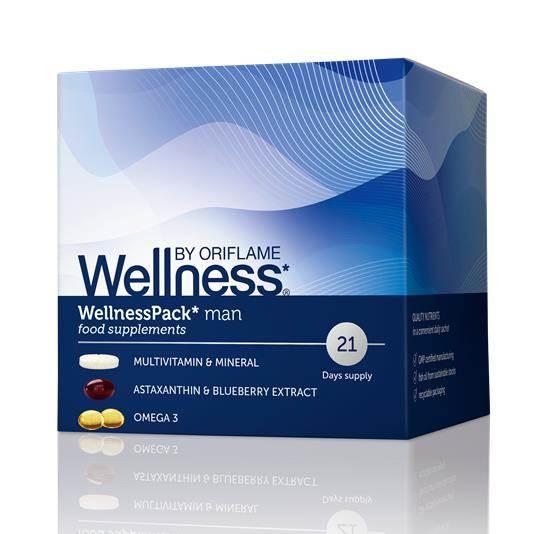 Wellness Pack για Άνδρες