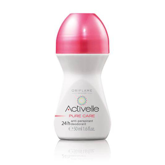 Αποσμητικό Roll-on Activelle Pure Care