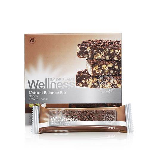 Μπάρες Πρωτεϊνών με Σοκολάτα Natural Balance