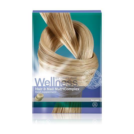 NutriComplex για Μαλλιά & Νύχια