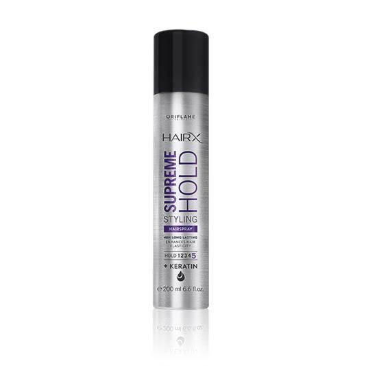 Spray Μαλλιών για Μέγιστο Κράτημα HairX Styling