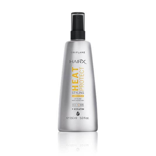 Leave in Spray Προστασίας κατά της Θερμότητας HairX