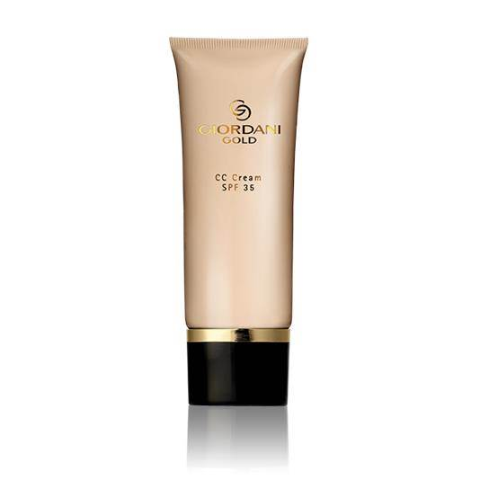 Κρέμα CC με SPF 35 Giordani Gold