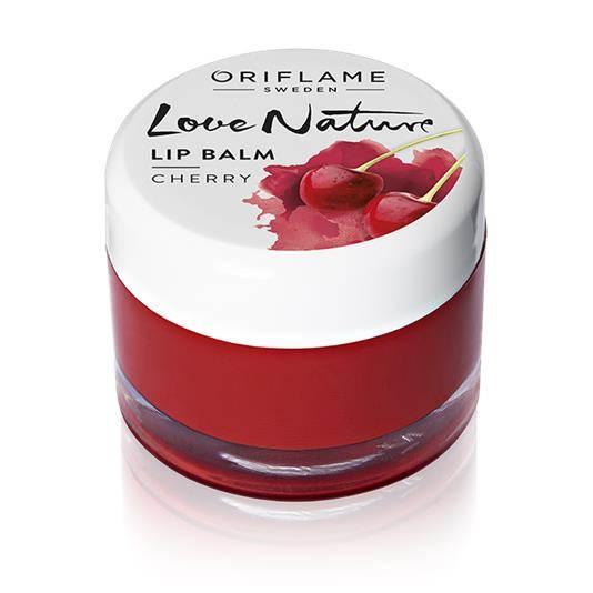 Προϊόν Περιποίησης Χειλιών Love Nature - Κεράσι