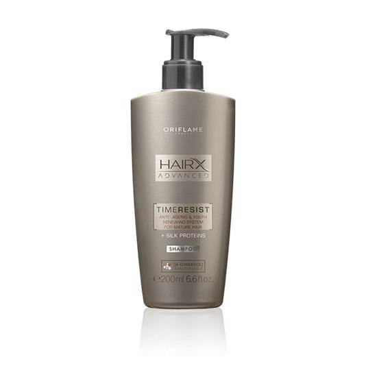 Σαμπουάν TimeResist HairX Advanced