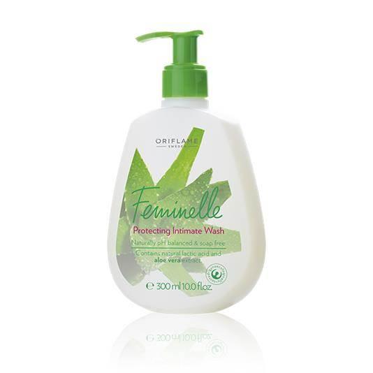 Προστατευτικό Προϊόν Καθαρισμού για την Ευαίσθητη Γυναικεία Περιοχή Feminelle
