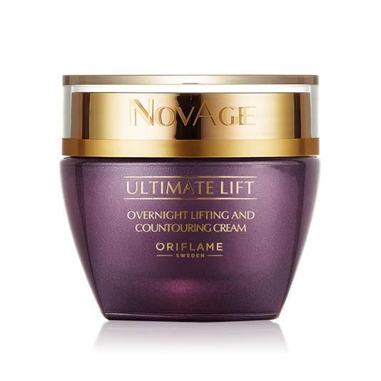 Κρέμα Νύχτας για Ανόρθωση Novage Ultimate Lift