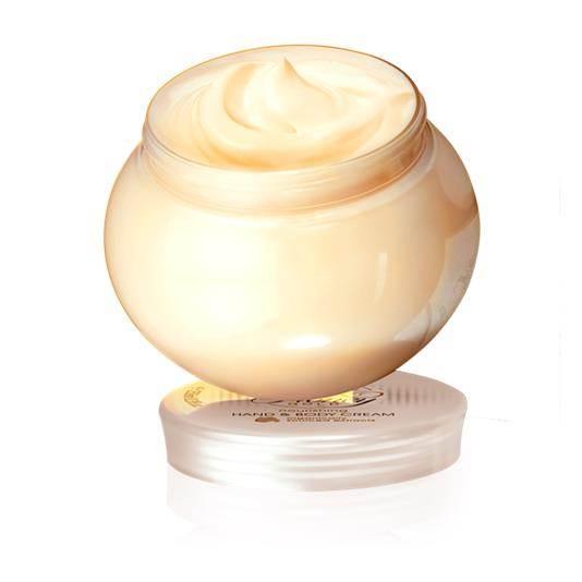 Θρεπτική Κρέμα Χεριών & Σώματος Milk & Honey Gold
