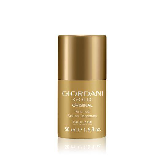 Αποσμητικό Roll-On Giordani Gold Original