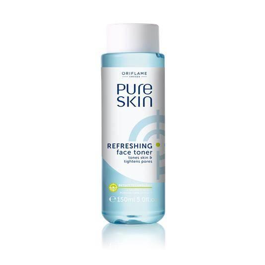 Αναζωογονητική Τονωτική Λοσιόν Pure Skin