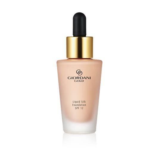 Υγρό Make-up Silk Giordani Gold