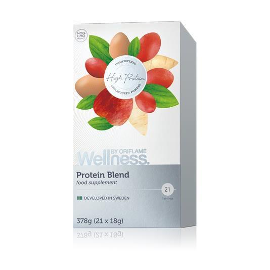 Μίγμα Πρωτεΐνης Wellness