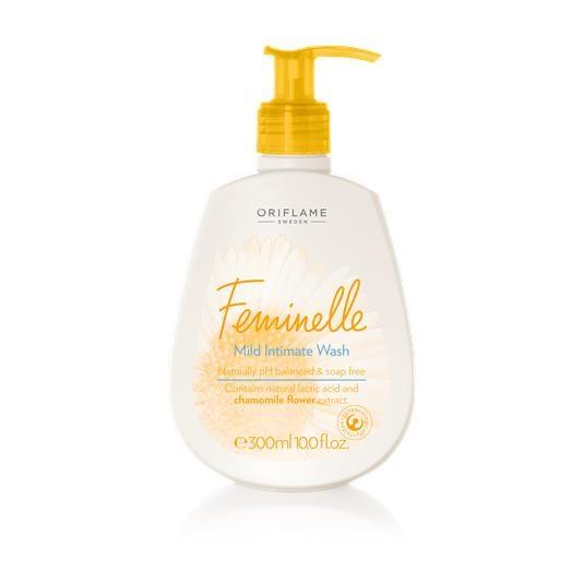 Ήπιο Προϊόν Καθαρισμού για την Ευαίσθητη Περιοχή Feminelle