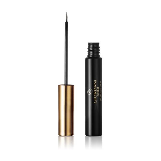 Υγρό Eye Liner Giordani Gold - Sparkling Black