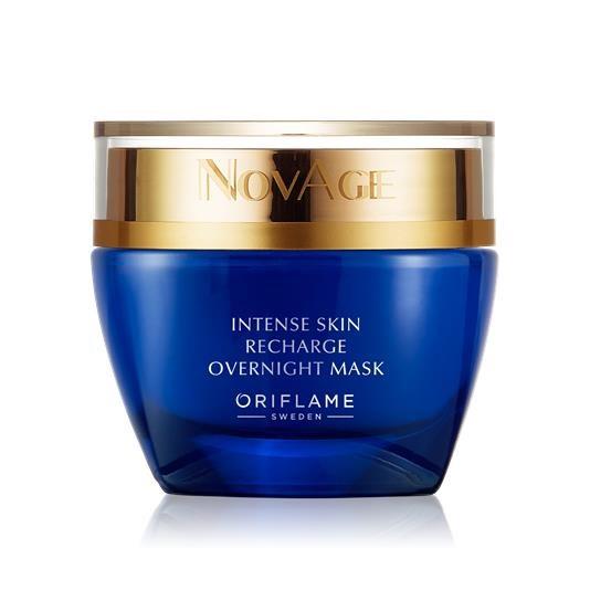 Εντατική Μάσκα Νύχτας Skin Recharge NovAge
