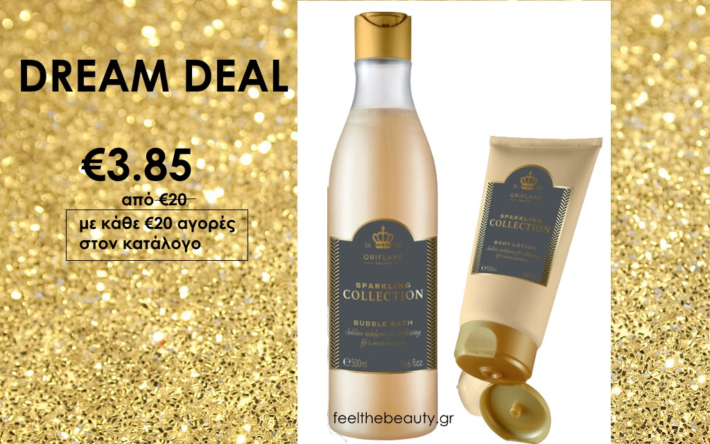 Dream Deal Sparkling Collection