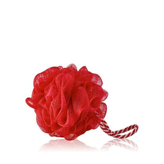 Κόκκινο Σφουγγάρι Μπάνιου
