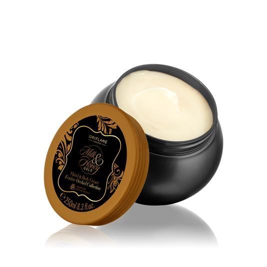 Κρέμα Χεριών & Σώματος Milk & Honey Gold Orchid Collection