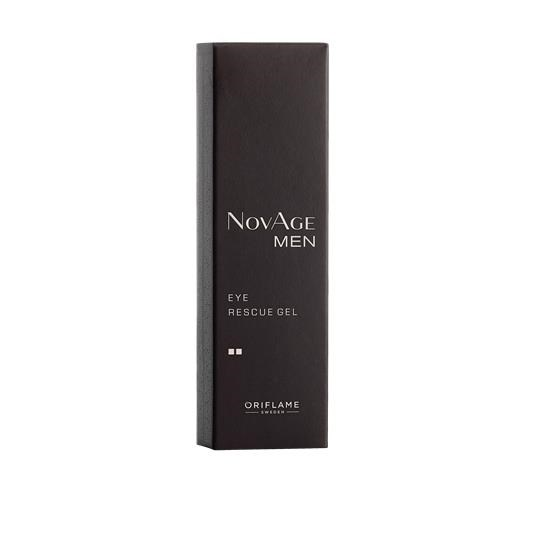 Gel Ματιών NovAge Men