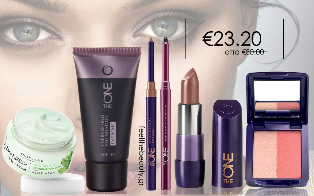 The One Total Make up