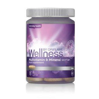 Πολυβιταμίνες & Μέταλλα για Γυναίκες Wellness