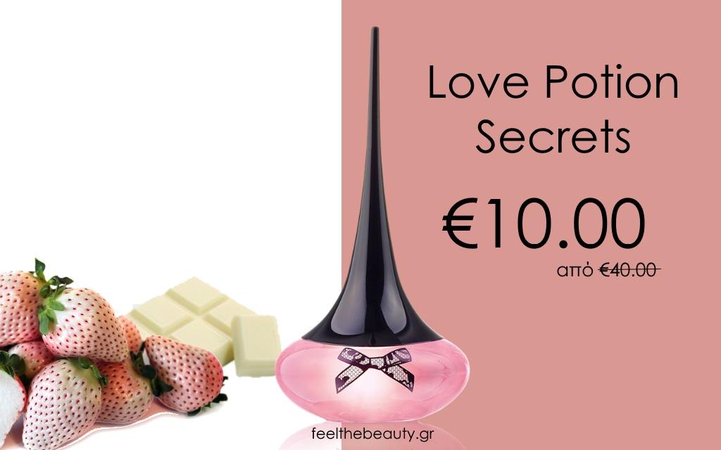 Love Potion Secrets
