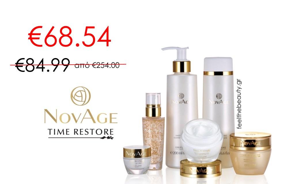 Σετ Novage Time Restore