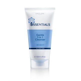 3-σε-1 Προϊόν Καθαρισμού Προσώπου Essentials