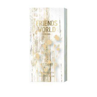 Γυναικείο Άρωμα Friends World For Her EdT