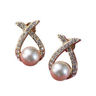 Σκουλαρίκια Romantic Pearl