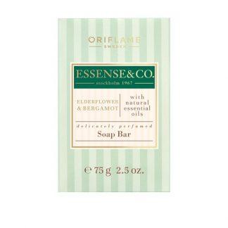 Σαπούνι με Elderflower & Περγαμόντο Essence&Co.