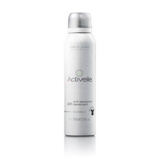 Αποσμητικό Spray Activelle Invisible