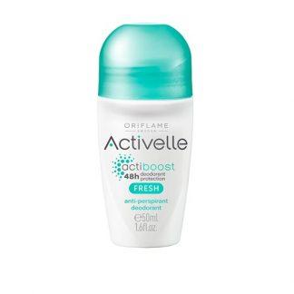 Αντιιδρωτικό Αποσμητικό Activelle Fresh