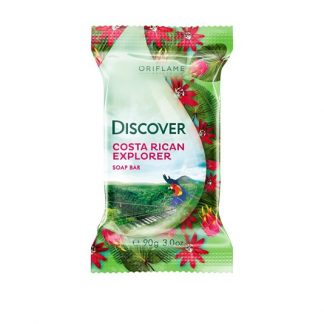 Discover Costa Rican Explorer Soap Bar