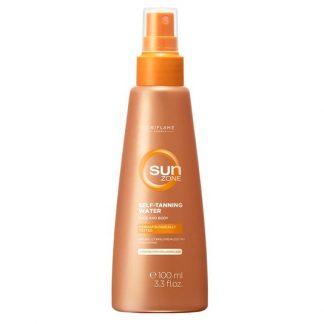 Προϊόν για Μαύρισμα Χωρίς Ήλιο για το Πρόσωπο και το Σώμα SunZone