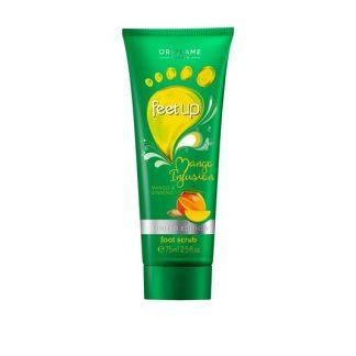 Προϊόν Απολέπισης Ποδιών με Μάνγκο & Ginseng feet Up Mango Infusion