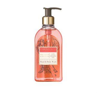 Προϊόν Καθαρισμού Χεριών & Σώματος με Ροζ Πιπέρι & Ραβέντι Essence&Co.