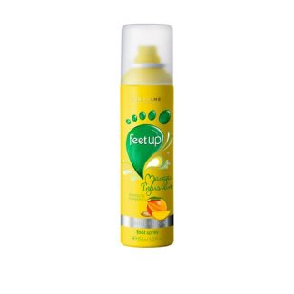 Spray Ποδιών με Μάνγκο & Ginseng feet Up Mango Infusion
