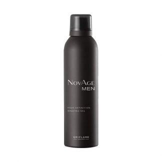 Αφρός Ξυρίσματος Υψηλής Απόδοσης NovAge Men