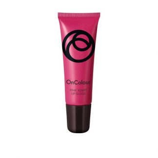 Pink Adapt Lip Gloss ONCOLOUR