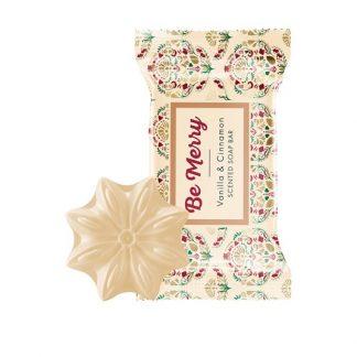 Αρωματικό Σαπούνι με Βανίλια & Κανέλα Be Merry