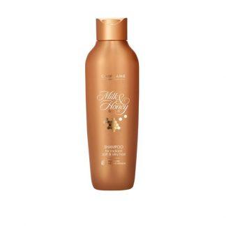 Σαμπουάν Milk & Honey για Λαμπερά, Απαλά & Μεταξένια Μαλλιά